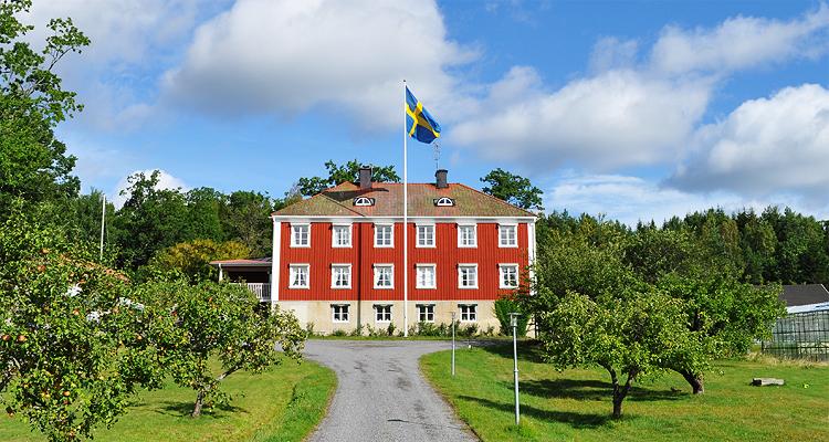 Pensionat och boende i Östergötlands skärgård